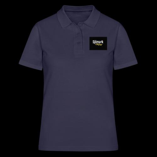 Loggo huvtröja - Women's Polo Shirt