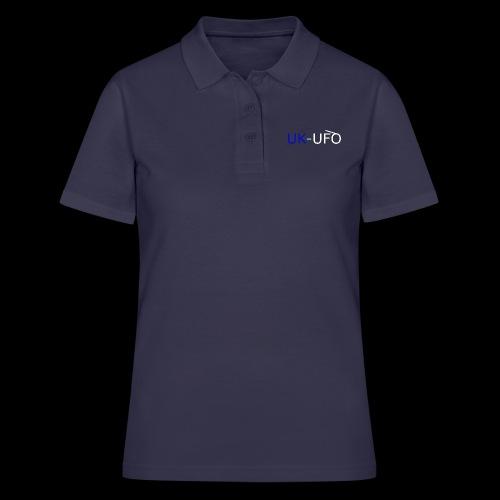 UK-UFO MERCHANDISE - Women's Polo Shirt