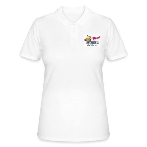 panki sticker neu - Frauen Polo Shirt
