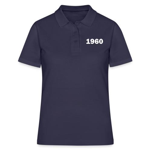 1960 - Women's Polo Shirt