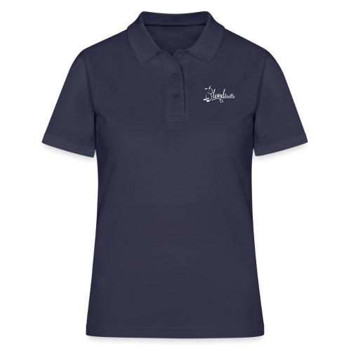 Blondinette - Women's Polo Shirt