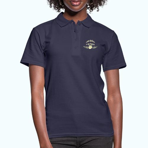 Lieber Kröten in der Tasche - Women's Polo Shirt