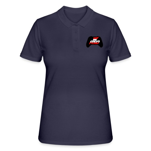 wasd logo - Frauen Polo Shirt