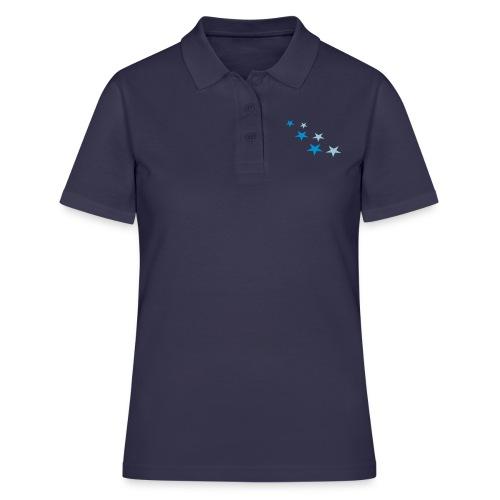 Sterne - Frauen Polo Shirt