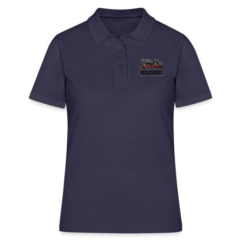 mansfelder bergwerksbahn dampflok 1 - Frauen Polo Shirt