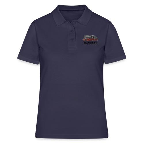 mansfelder bergwerksbahn dampflok 3 - Frauen Polo Shirt