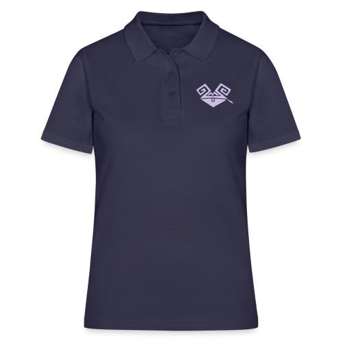 Psychedelischer Hase (kiffend) - Frauen Polo Shirt