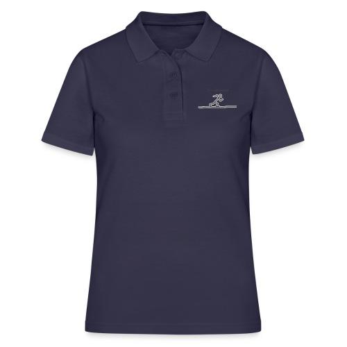 Sprintlegende - Frauen Polo Shirt
