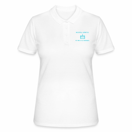 Recently updated to version 21.0 - Women's Polo Shirt
