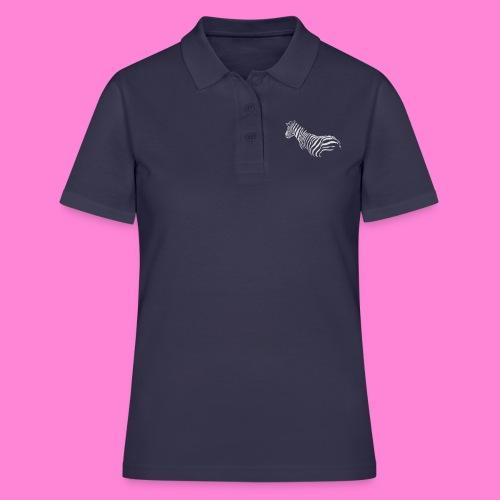 zebra1 - Women's Polo Shirt