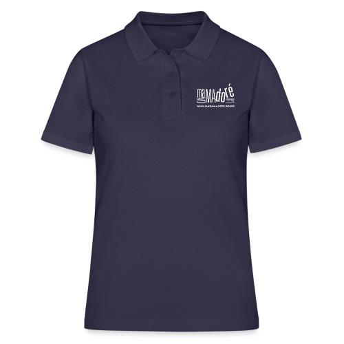 T-Shirt Premium - Uomo - Logo Bianco + Sito - Polo donna