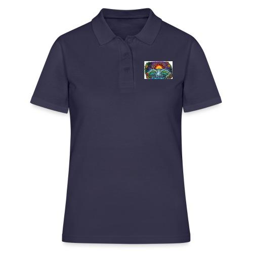 Sonne Strand und meer - Frauen Polo Shirt