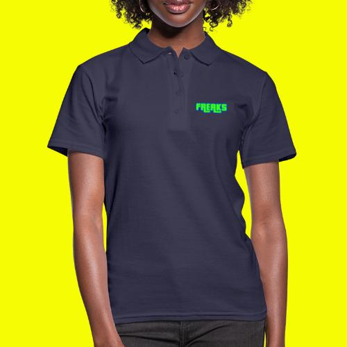 YOU FREAKS - Frauen Polo Shirt