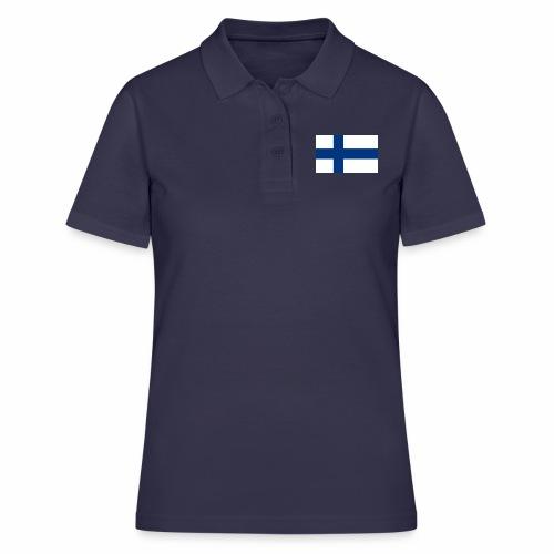 Suomenlippu - tuoteperhe - Women's Polo Shirt