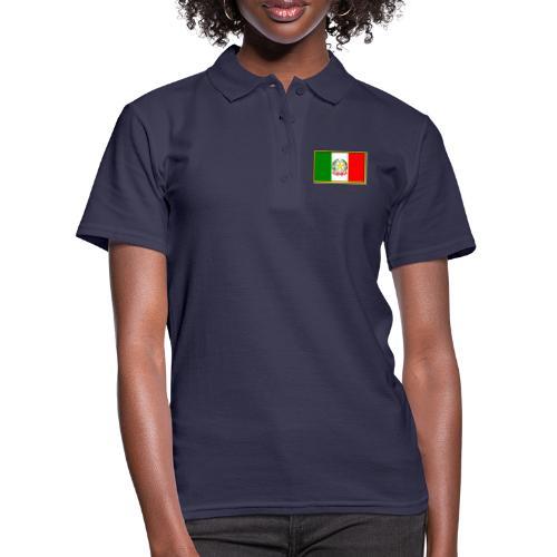Bandiera Italiana - Polo donna