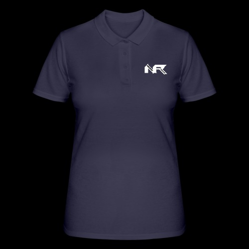 Noise Riser Logo - Women's Polo Shirt