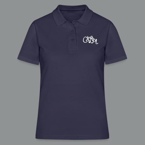 Mannen Shirt (Rug) - Vrouwen poloshirt