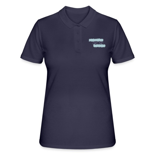 nieobcy domyślny - Women's Polo Shirt