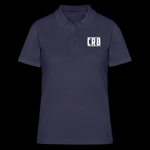 CR8 Hoodie - Black - Women's Polo Shirt