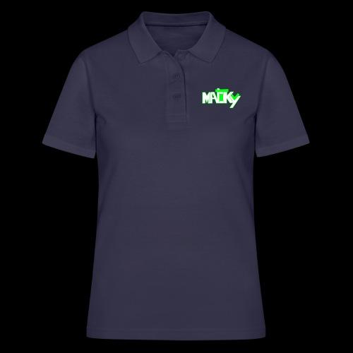 MaickyTv Grün - Frauen Polo Shirt