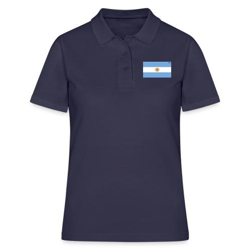 ARGENTINA - Camiseta polo mujer