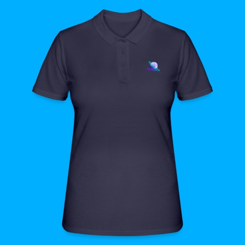 PurpleSaturn T-Shirt Design - Women's Polo Shirt