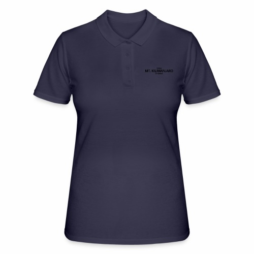 MT. KILIMANJARO - Women's Polo Shirt