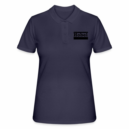Hobel - Frauen Polo Shirt