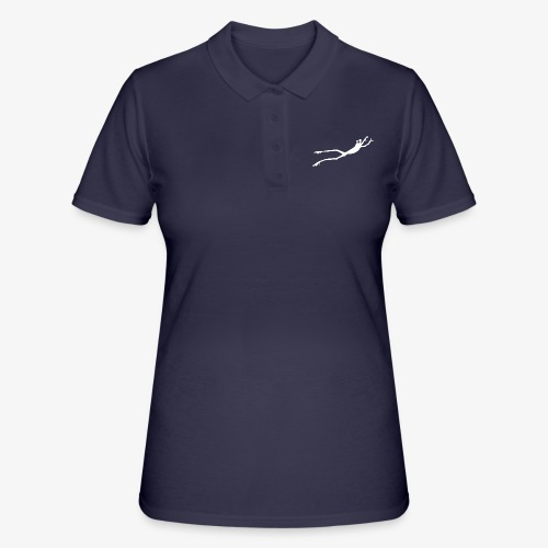 White Frog - Women's Polo Shirt