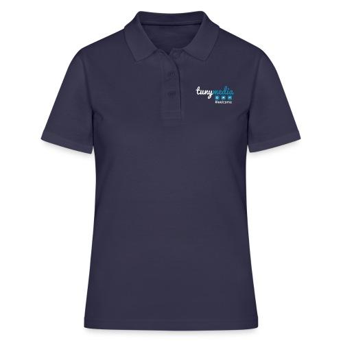 Tunymedia Brand - Frauen Polo Shirt