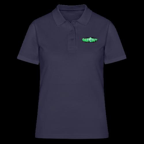 Dame T-Shirt - GiantCraft - Women's Polo Shirt