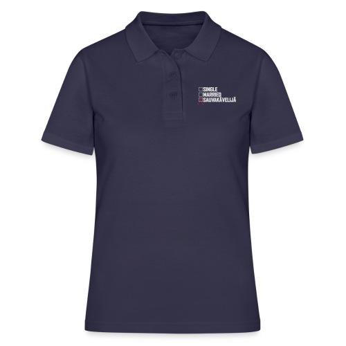 Sauvakävelijä - Women's Polo Shirt