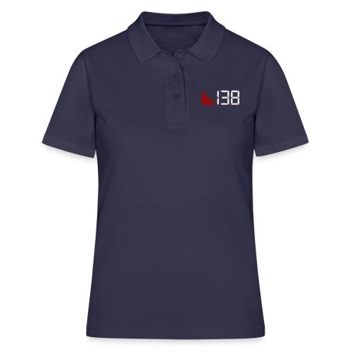 138 (White) - Women's Polo Shirt