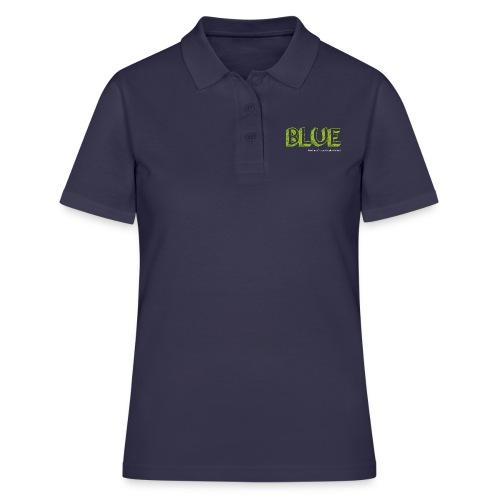 blue - Women's Polo Shirt