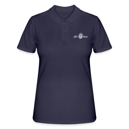 Dragkedja Dam - Women's Polo Shirt