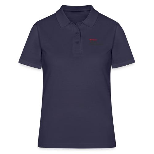 Dårligdommerne Sort tekst - Women's Polo Shirt