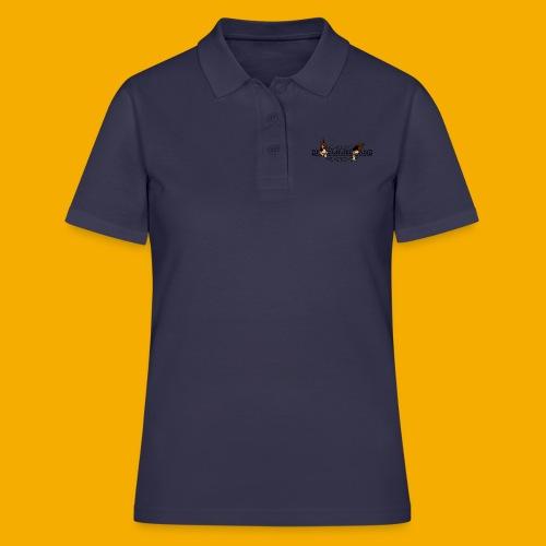 tshirt logo vintage - Women's Polo Shirt