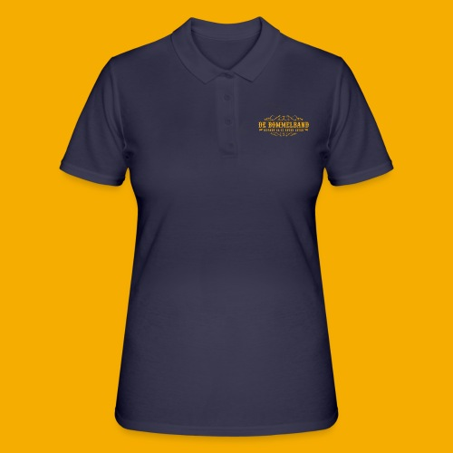 bb tshirt back 01 - Women's Polo Shirt