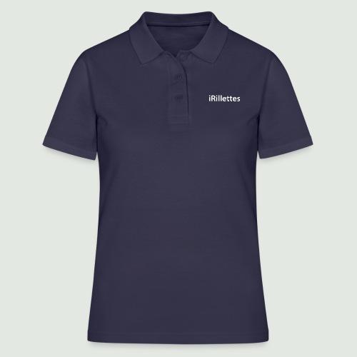 rillettes - Women's Polo Shirt