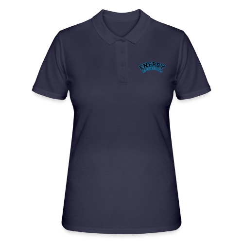 street wear logo nero energy basketball - Women's Polo Shirt