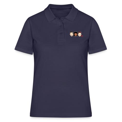 Beat Breakfast Teddy Bear - Women's Polo Shirt