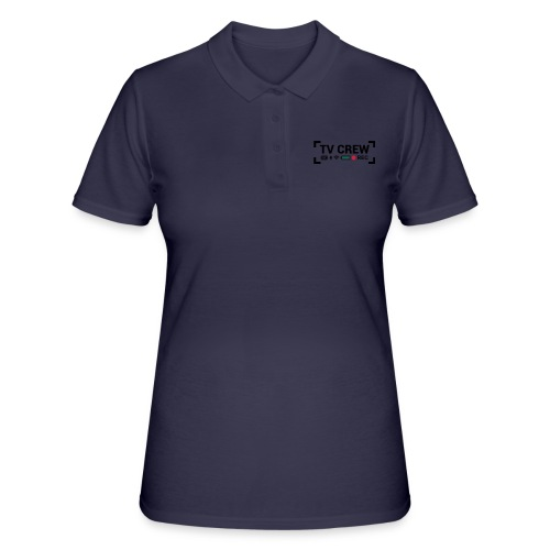 TV Crew - Women's Polo Shirt