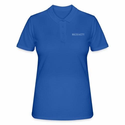 Bricks and the City (Whitestyle) - Women's Polo Shirt