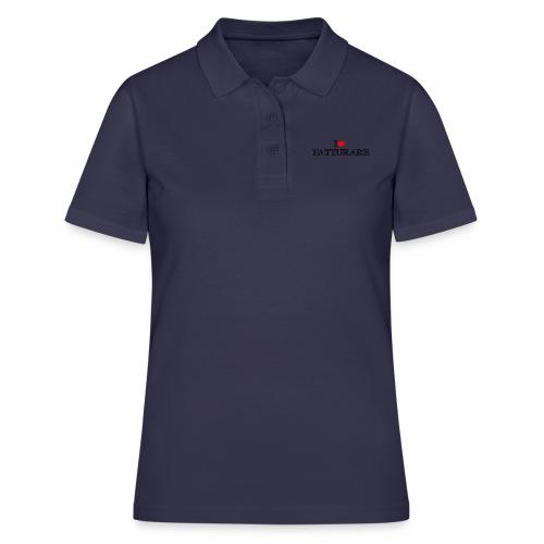 I love FATTURARE - Women's Polo Shirt