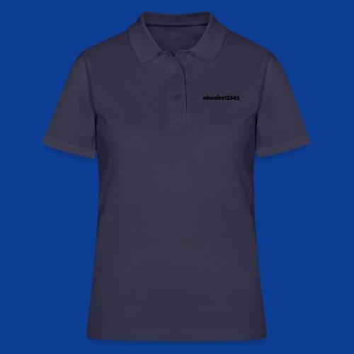 Shirts and stuff - Women's Polo Shirt