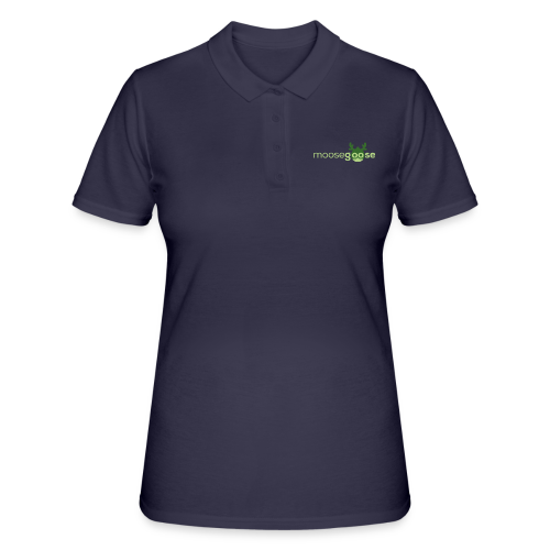 moosegoose #01 - Frauen Polo Shirt