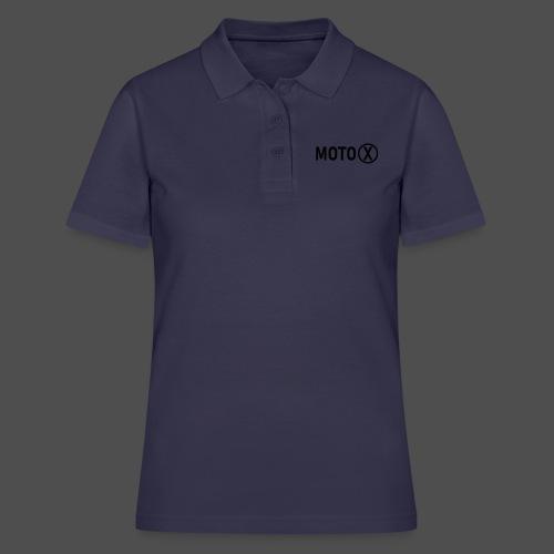 moto-X - Women's Polo Shirt