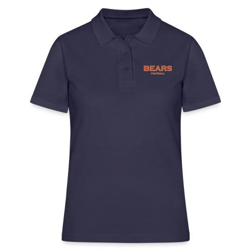 Bears Football - Frauen Polo Shirt