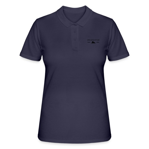 Speedskater - Frauen Polo Shirt