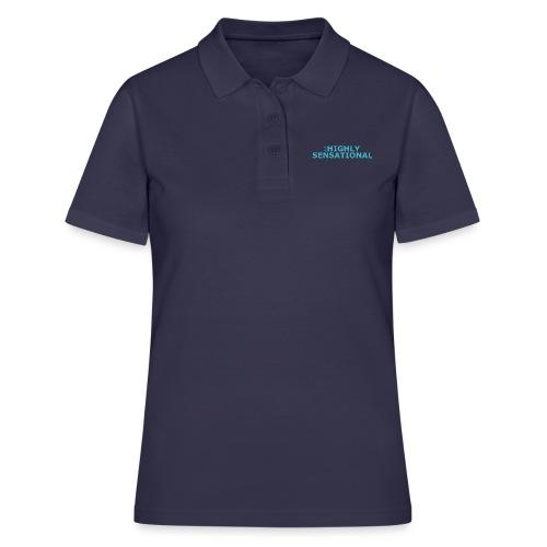 Highly sensational women's t-shirt - Women's Polo Shirt